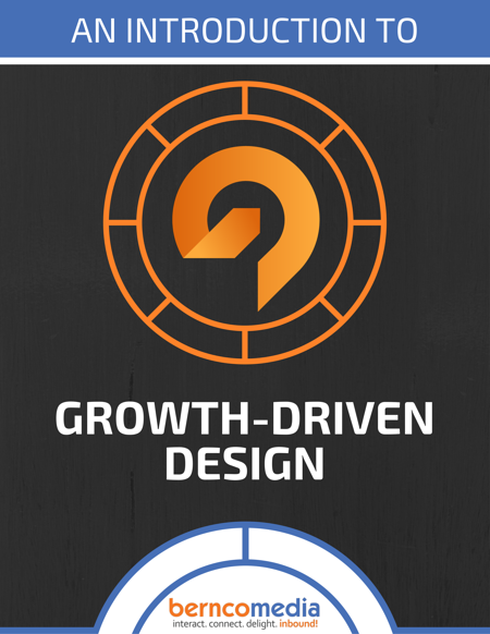 An Introduction to Growth Driven Design eBook