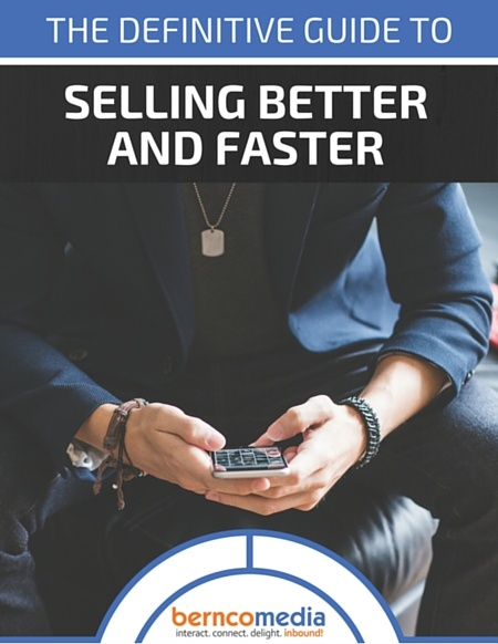 The Definitave Guide to Selling Better and Faster eBook